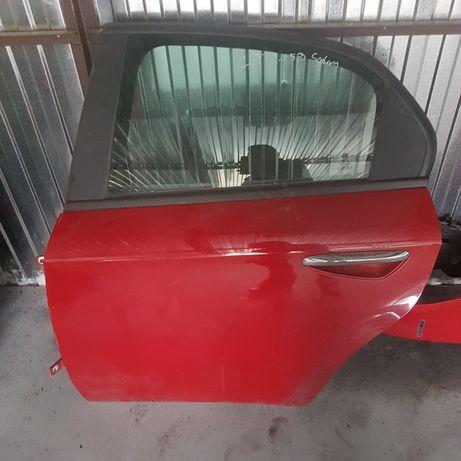 Lewe tylne drzwi Alfa Romeo 159 sedan 289/A Lublin
