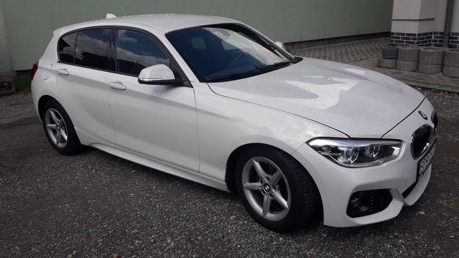 BMW Seria 1 BMW 118D F20 m pakiet led navi zamienie na nowsze dopłata
