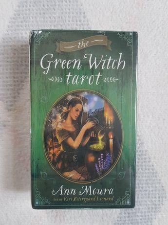 Карты таро зеленой ведьмы