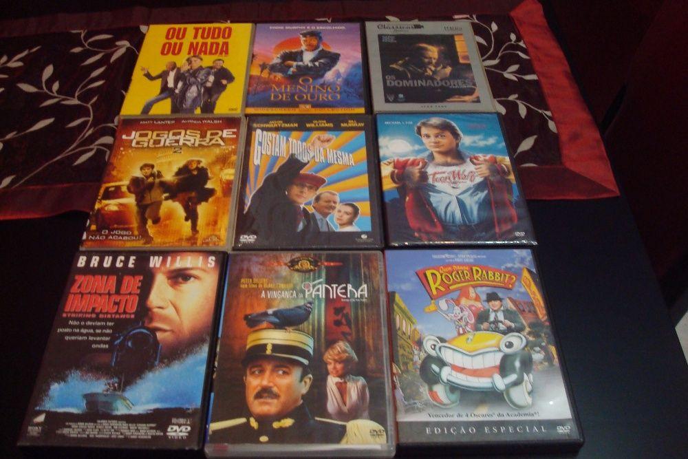 lote 14 dvds originais alguns rarissimos