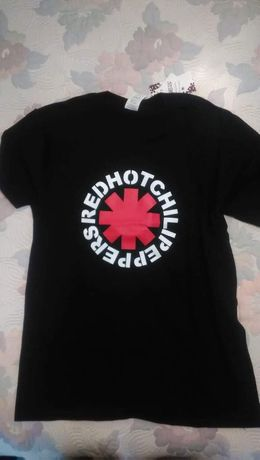Tshirt Red Hot Chilli Peppers OFERTA PORTES