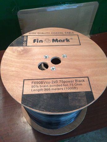 Продам кабель Fin mark для видео Наблюдения