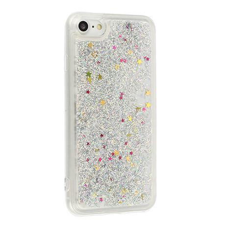 WATER Case - Sam G955 Galaxy S8 Plus Srebrny
