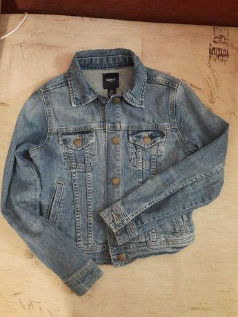 Джинсовая куртка Gap 10-11 лет рост 140-146
