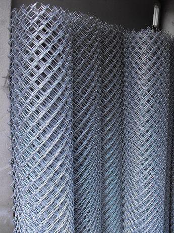 Mocna i solidna siatka ogrodzeniowa - ocynk fi 3 mm