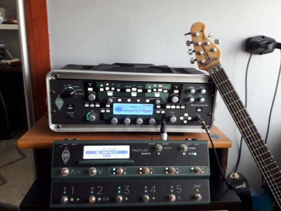 Kemper Profiler PowerRack + Remote Set