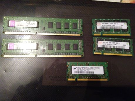 Оперативная память Kingston DDR3 1Gb