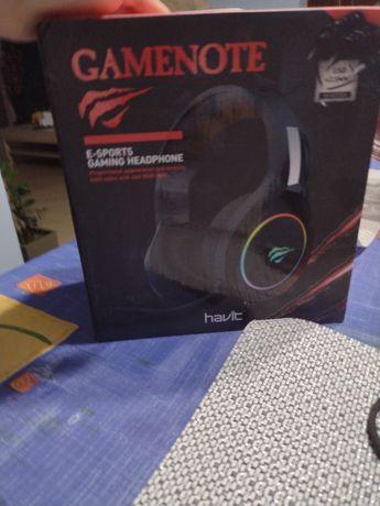 Słuchawki gamingowe havit  hv h2232d