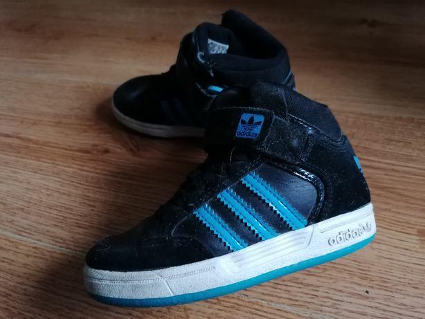 Adidas wysokie jesienne zimowe buty adidasy 25 14,5