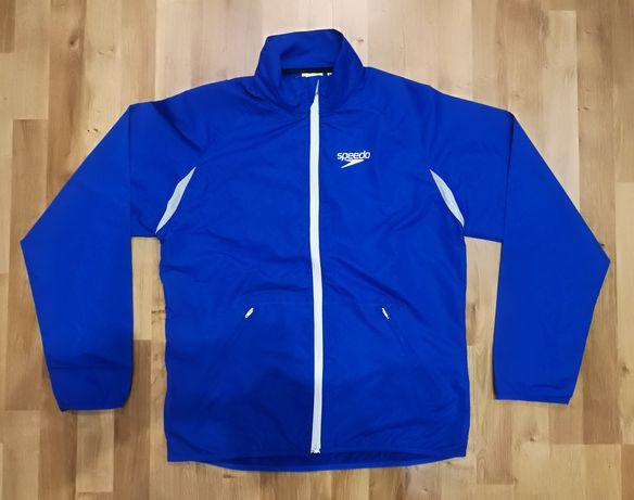 PROMOCJA!!! Nowa męska kurtka Speedo Naatan rozmiar M, kolor niebieski