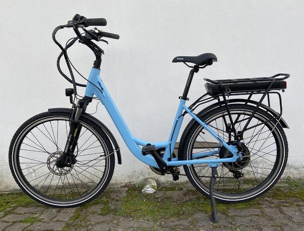 Bicicleta elétrica Sawar Azul- USADA