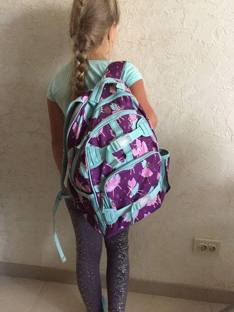 Школьный рюкзак, портфель, ранец pottery barn kids с феями