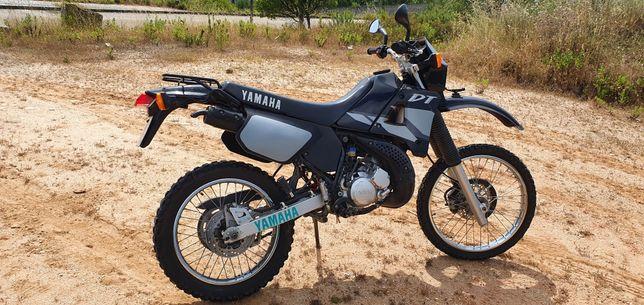 YAMAHA DT 125 Motor dois tempos