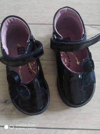 Eleganckie czarne buciki
