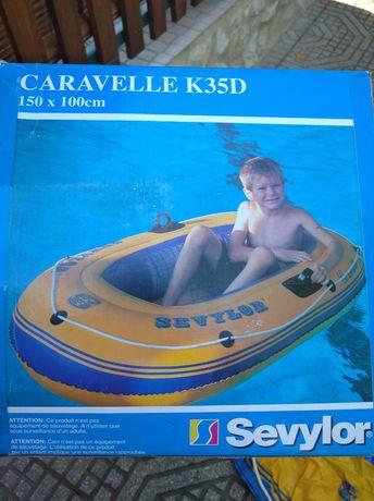 Barco insuflável Crianças