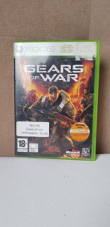Gears of War na Xbox 360