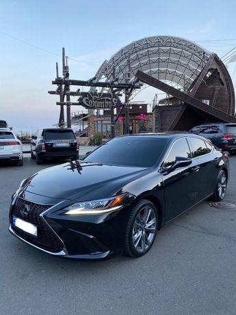 Lexus ES F 350 2019