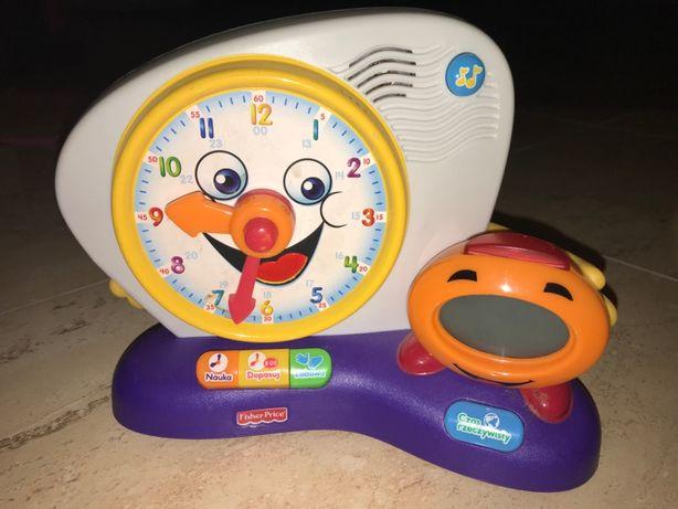 Zegar interaktywny Fisher Price