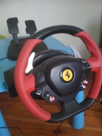 Kierowca ferrari