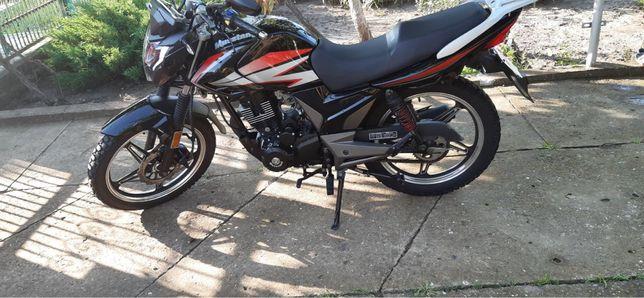 Продам мотоцикл Musstang region mt 200