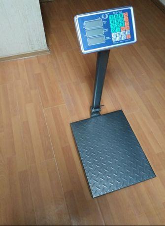 Електронна вага 40х50см ( д о 3 5 0 к г )