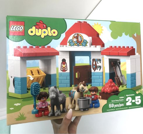 Lego Duplo - Конюшня на фермі