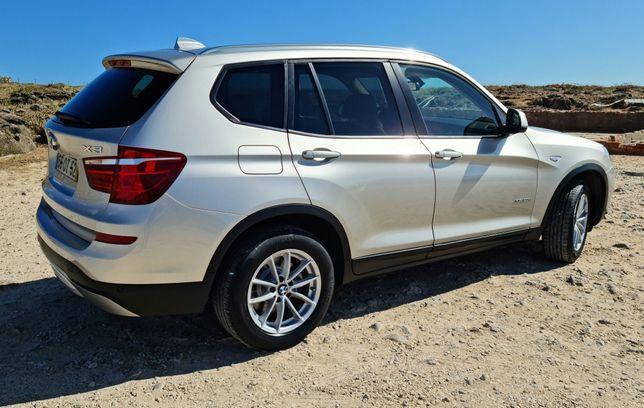 Vende-se BMW X3 DRIVE 2.0D 190cv