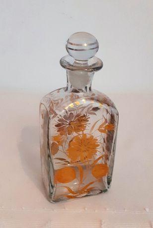 Antigo frasco para perfume