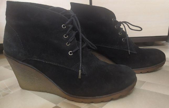 Ботинки полусапожки туфли