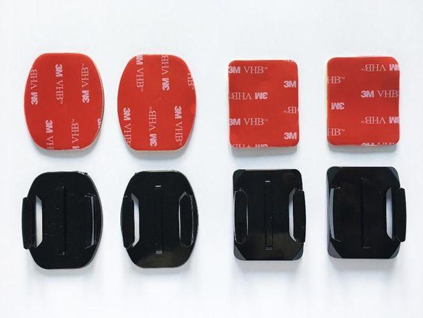 Naklejka Mocowanie - 3M VHB - GoPRO, Sjcam, Xiaomi kamery sportowe