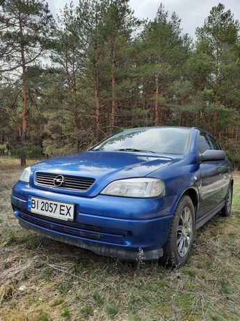 Opel Astra 1.4 Обмен