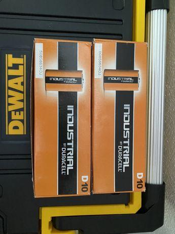 Baterias Duracell D Novas (Industrial)