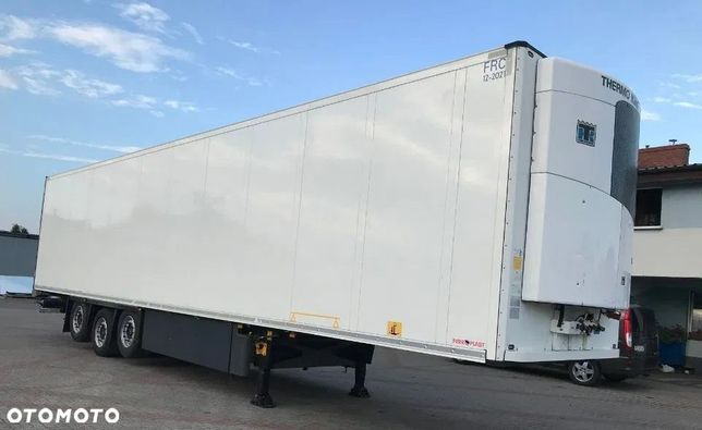 Schmitz Cargobull #2016# Thermo King Slx400 # 4121mth #