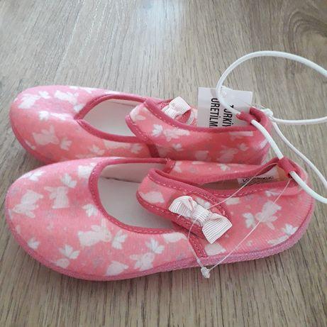 Мягкие тапочки, сандали