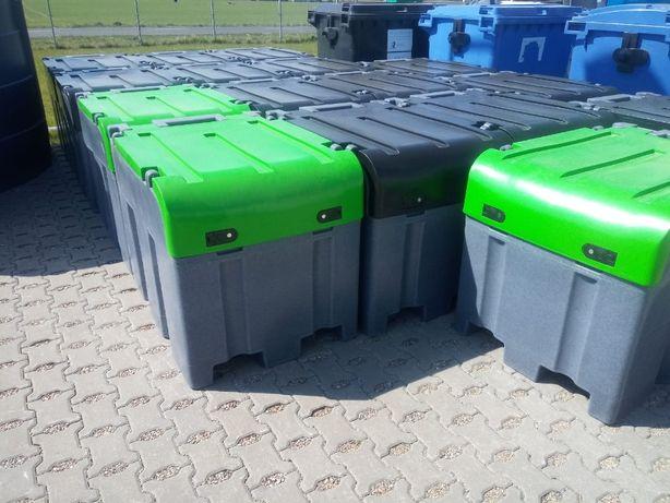 Zbiornik dp paliwa przenośny X BOX 400 L DOSTĘPNY licznik pompa