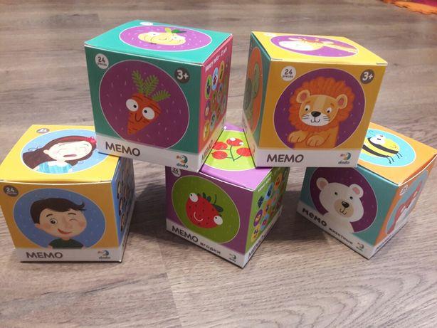 Развивающая игра для малышей МеМо ДоДо