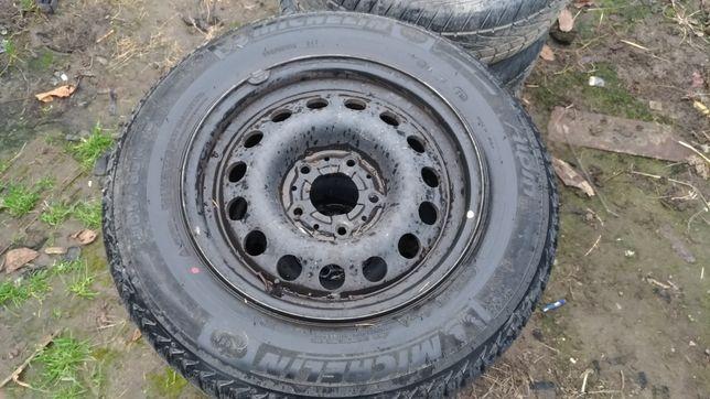 Kola opony zimowe felgi bmw e39 205/65 r15 Michelin
