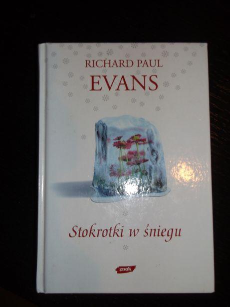 Stokrotki w śniegu, Richard Paul Evans