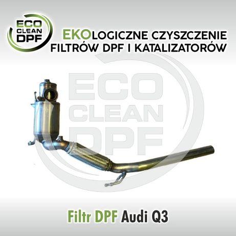 Audi Q3 2.0 TDi - Filtr cząstek stałych DPF, katalizator - ecdpf.pl