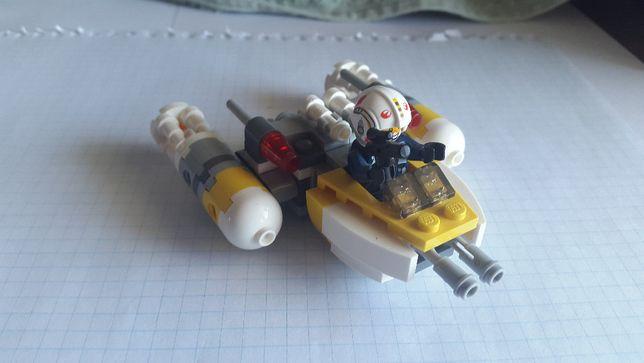 Lego Star Wars 75162 Y-Wing Microfighter (Оригинал)