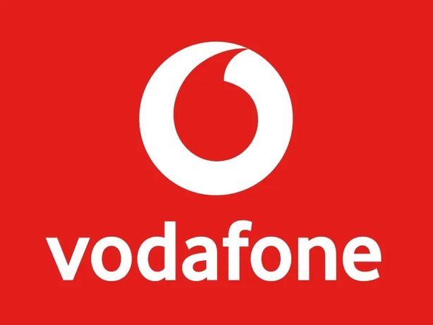 Платиновый номер Vodafone