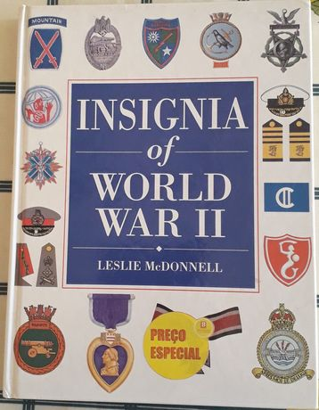 Insignia of World War II - Leslie McDonnell