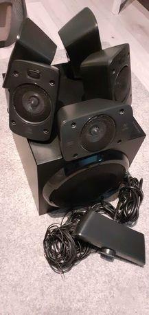 Głośniki 5.1 Logitech Z906