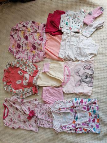 Набор одежды 98-104 пакет вещей пижама майка штаны на девочку домашняя