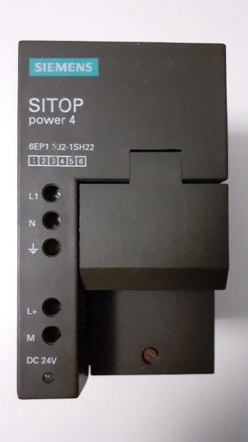 Zasilacz PLC - Siemens Sitop power 4 - DC 24V 4A - [6EP1332-1SH22]