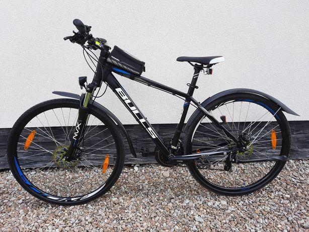 Rower BULLS WILDCROSS-kola 28, Alu,Shimano, amor, Dynamo