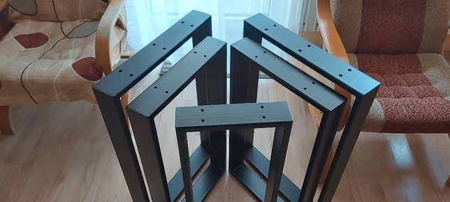 Nogi stołu Loft Industrial 60x72 profil 80x20