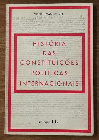 história das constituições políticas internacionais, vitor evangelista