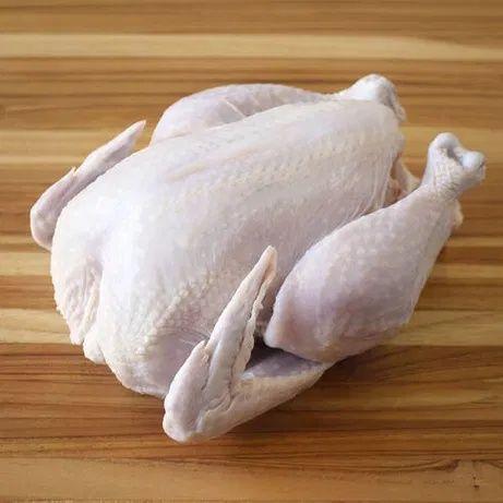Tuszka brojlera ... Wiejski kurczak