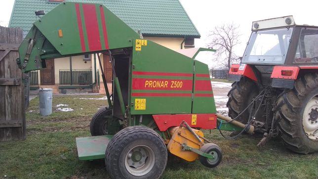 Sprzedam prasę Pronar Z500 nie Sipma Ursus Warfama Metal-fach, Unia